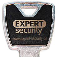 Expert-Security XP20S Design-Clip Set schwarz