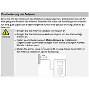 Abus Secvest Funkalarmzentrale + GSM/LTE-Modul