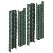 GAH Drahtklammer 22 mm grün, 200 Stück