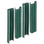 GAH Drahtklammer 22 mm grün, 800 Stück