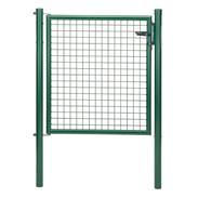 GAH Wellengitter Einzeltor grün 1000 x 750 mm