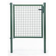 GAH Wellengitter Einzeltor grün 1250 x 1000 mm