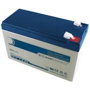 ABUS BT2070 VdS-Akkumulator 12V/7,0Ah