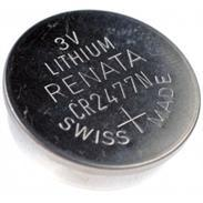 ABUS FU2989 Ersatzbatterie CR2477R