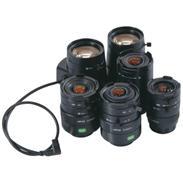 ABUS 1/3 IR-Varioobjektiv 2.9-8.2mm DC-Blende