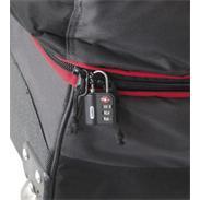 ABUS 147TSA/30 Kofferschloss für die USA-Einreise