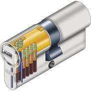 ABUS Halbzylinder HEC550NP A30 I10 GL