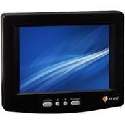 "Eneo 5,6"" LCD/TFT Monitor 640x480 2x FBAS 2x Audio"