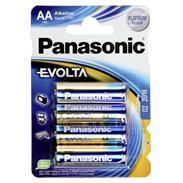 Panasonic Evolta Mignon LR 6 4er Pack AA-Batterie