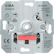 Gira Dimmer-Einsatz 400W