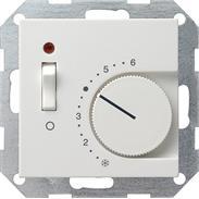 Gira Raumthermostat Ein/Aus rws System 55