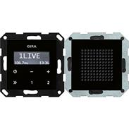 Gira UP-Radio RDS sw-glo System 55