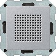 Gira UP-Lautsprecher alu System 55