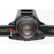 LED LENSER H14R.2 Kopflampe aufladbarer Akku