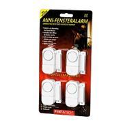 Pentatech Mini-Fensteralarm DG1-4er