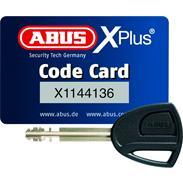 ABUS Bügelschloss Granit X-Plus 540/160HB230