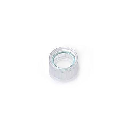 Mobotix Ersatz-Objektivabdeckkappe mit Glasscheibe