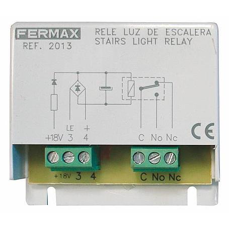 Fermax Relais für zusätzliche Funktionen, 2013