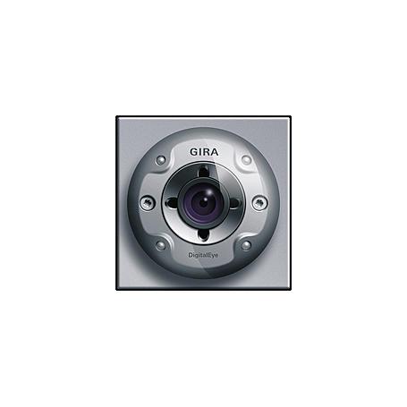 Gira Farbkamera für Türstation UP aluminium