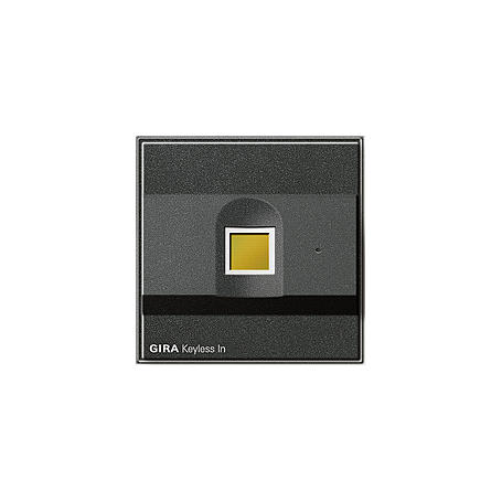 Gira Keyless In Fingerprint - 260767, anth.  IP44