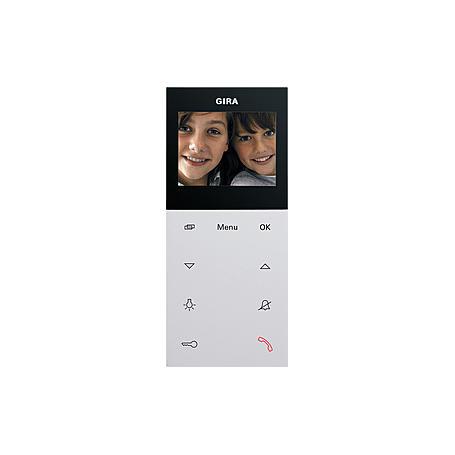 Gira Wohnungsstation Video AP rws-mt System 55