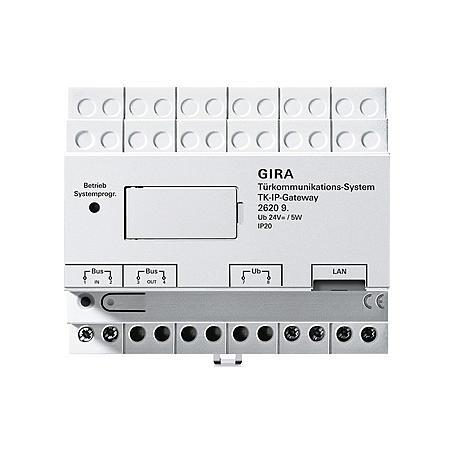 Gira TKS-IP-Gateway 2620 5 Lizenzen
