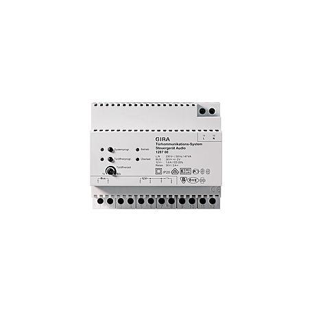 Gira Steuergerät Audio Bussystem REG 6TE