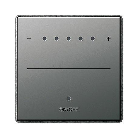 Gira Aufsatz Touch-Dimmer eds System 2000