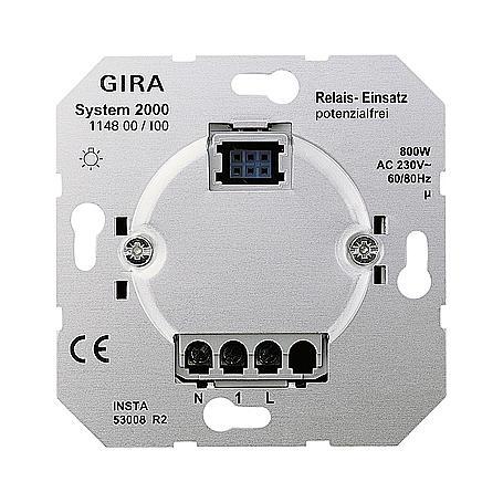 Gira Relais-Einsatz System 2000