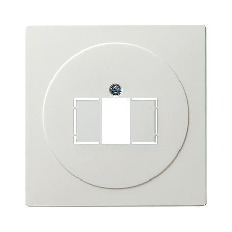 Gira Zentralplatte TAE rws S-Color