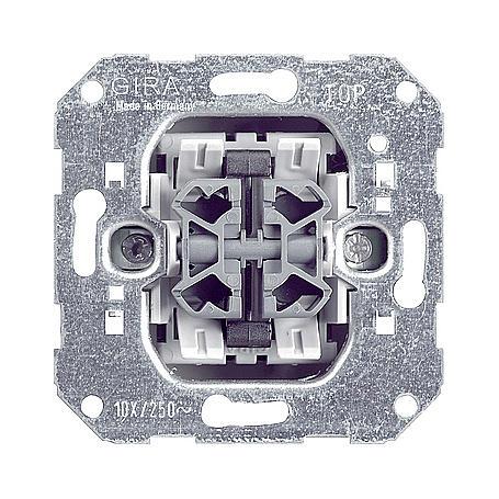 Gira Wipptaster-Einsatz 4fach