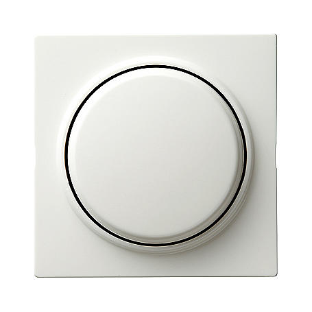 Gira Dimmer-Abdeckung rws S-Color