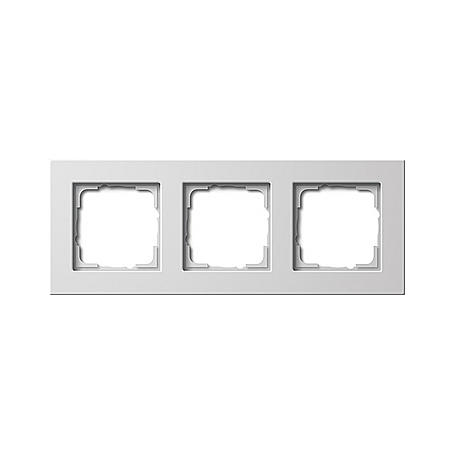 Gira Rahmen 3fach Thermoplast rws-gl E22