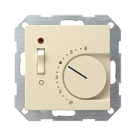 Gira Raumthermostat E/A cws-gl System 55
