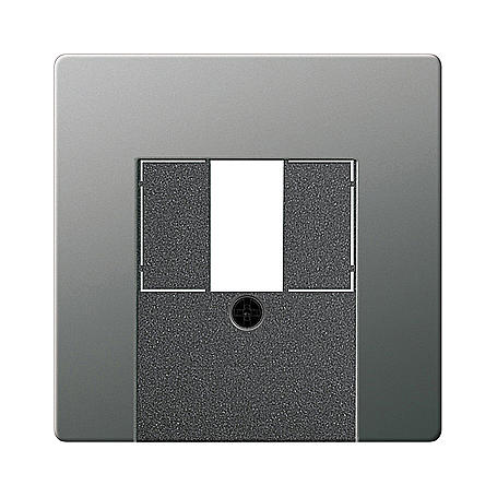 Gira Zentralplatte TAE o. Schriftf. eds E22