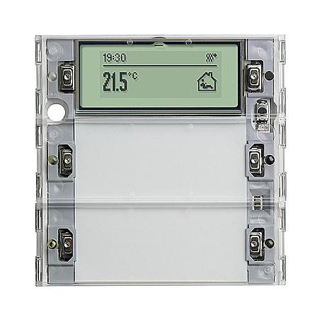 Gira Tastsensor 3 Plus 2-fach System 55