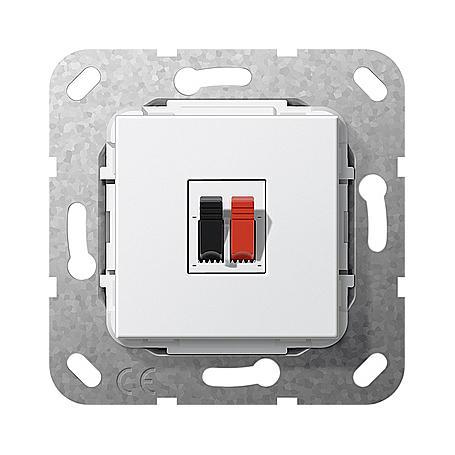 Gira Lautsprecher-Anschluss 1f. rws System 55