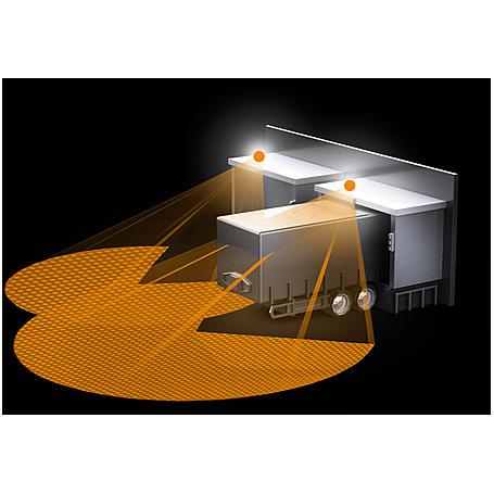 Steinel LED-Strahler 10x3W XLed 10 weiss