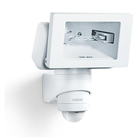 Steinel Sensor-Halogenstrahler 150W HS150 DUO ws