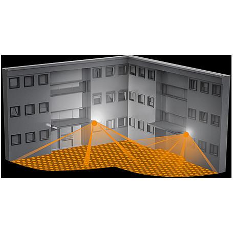 Steinel Sensor-Leuchte 100W IP44 230-240V L870S ws