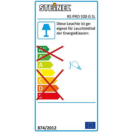 Steinel Sensor-Leuchte RS PRO 500 Slave
