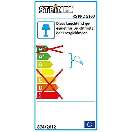 Steinel Sensor-Leuchte 54W RS PRO 5100 Sensor