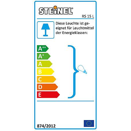 Steinel Sensor-Leuchte 60W IP44 RS 15 L ws