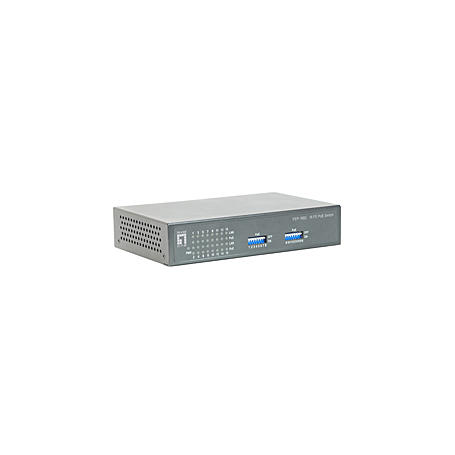 FEP-1600 16-Port 10/100 Mbps PoE Switch