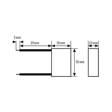 Esylux RC-Filter/Löschglied
