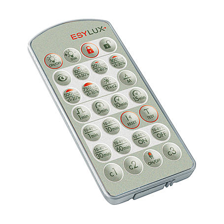 Esylux Univ./Fernbedienung Mobil-PDi/plus