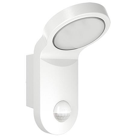 Esylux LED-Strahler 14W 3000K AOL 100 LED 3K ws