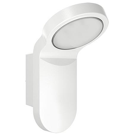 Esylux LED-Strahler 14W 3000K OL 100 LED 3K ws