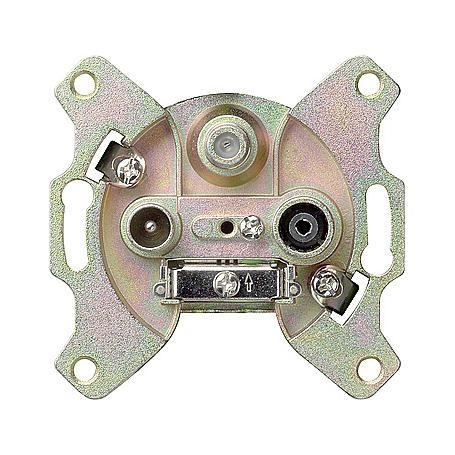 Gira Antennen-Steckdose EDA 3902