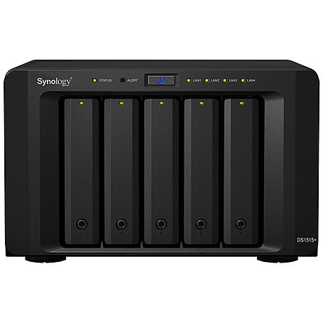 Synology DiskStation DS1515+ NAS-Server